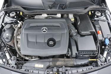 Vano motore di Mercedes Classe A
