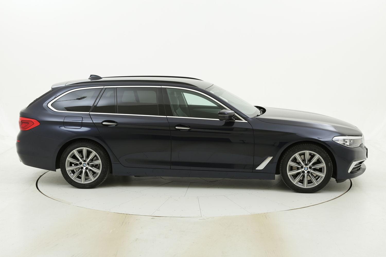 BMW Serie 5 usata del 2017 con 55.012 km