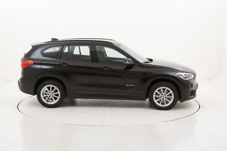 BMW X1 18d sDrive Business Aut. usata del 2017 con 26.109 km