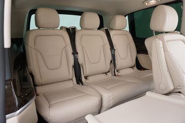 Sedili posteriori di Mercedes Classe V
