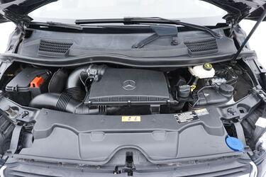 Vano motore di Mercedes Classe V