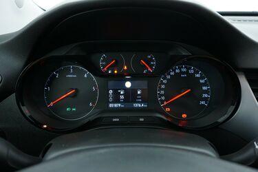 Interni di Opel Crossland