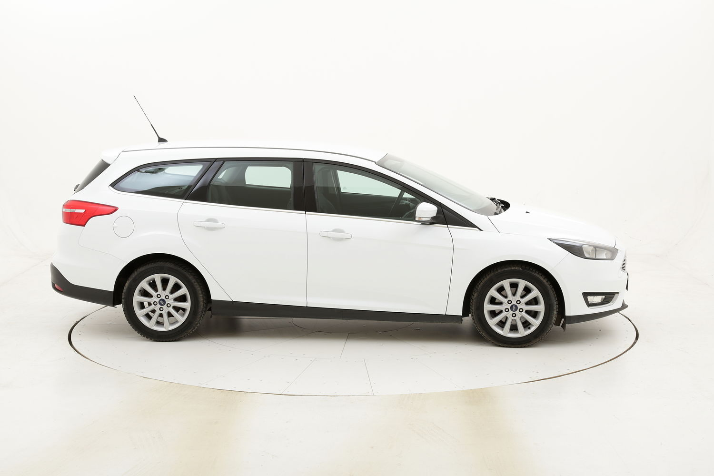 Ford Focus SW Titanium usata del 2017 con 115.318 km