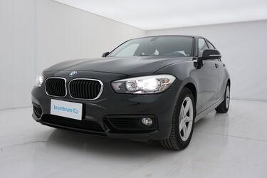 Visione frontale di BMW Serie 1
