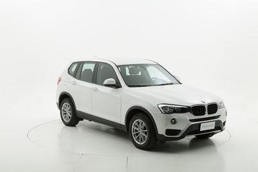 BMW X3 usata del 2016 con 106.205 km