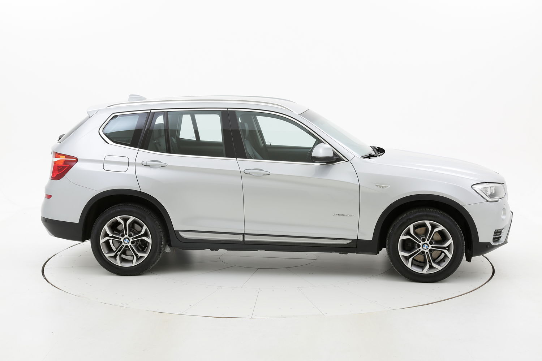 BMW X3 usata del 2016 con 96.550 km