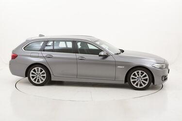 BMW Serie 5 520d Touring Business Aut. usata del 2016 con 99.794 km