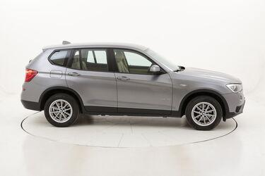 BMW X3 18d sDrive Business Advantage usata del 2017 con 102.672 km