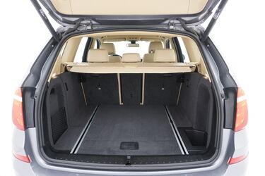 Bagagliaio di BMW X3