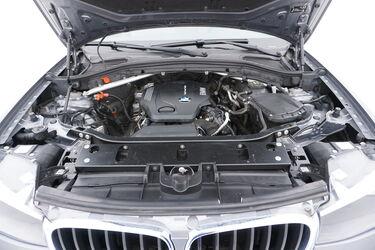 Vano motore di BMW X3