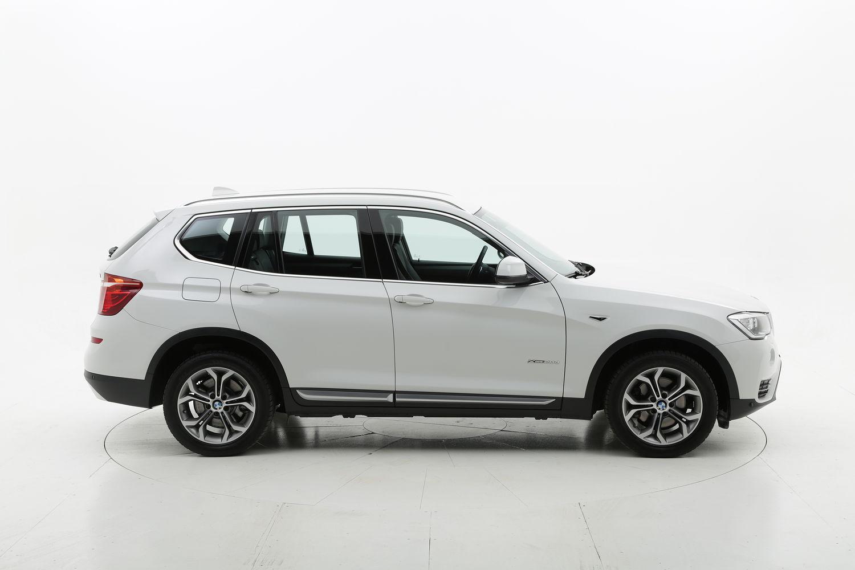 BMW X3 usata del 2016 con 66.604 km