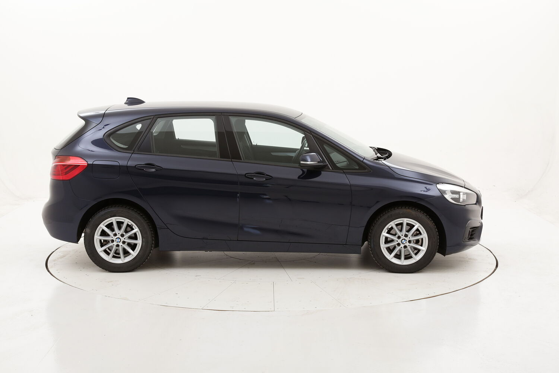 BMW Serie 2 Active Tourer 216d Advantage usata del 2017 con 96.127 km