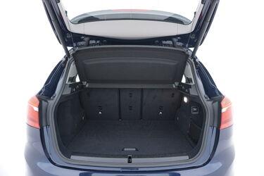 Bagagliaio di BMW Serie 2 Active Tourer