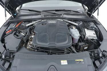 Vano motore di Audi A4