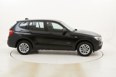 BMW X3 20d xDrive Business Advantage Aut. usata del 2017 con 37.419 km