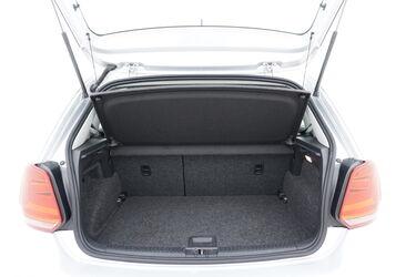Bagagliaio di Volkswagen Polo