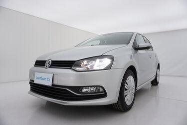 Visione frontale di Volkswagen Polo