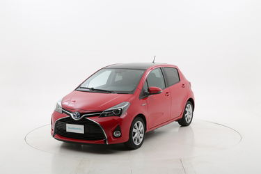 Toyota Yaris usata del 2016 con 63.274 km