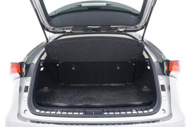 Bagagliaio di Lexus NX