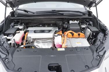 Vano motore di Lexus NX