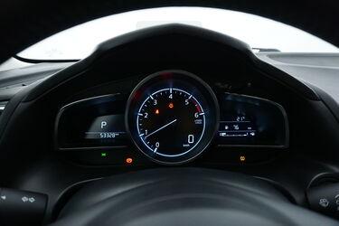 Interni di Mazda Mazda3