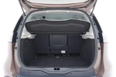 Bagagliaio di Renault Scénic