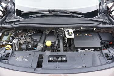 Vano motore di Renault Scénic