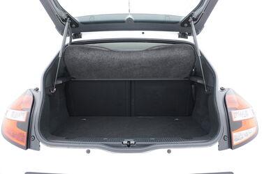 Bagagliaio di Renault Twingo
