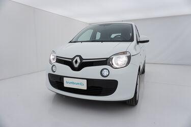 Visione frontale di Renault Twingo