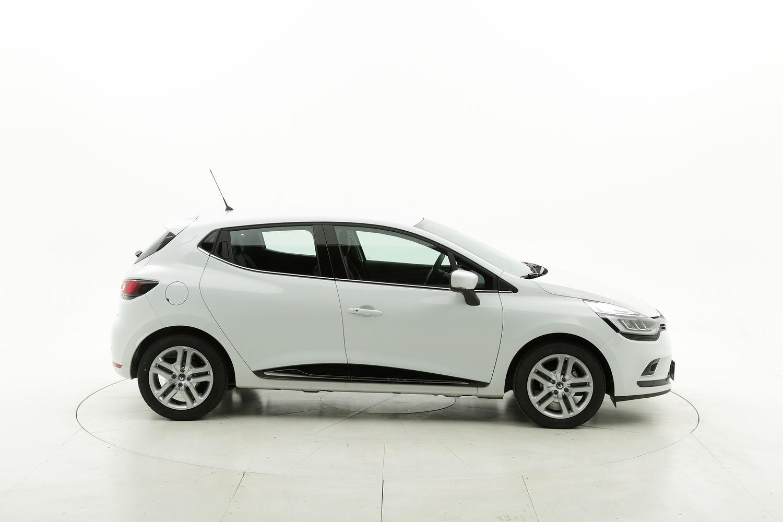 Renault Clio km 0 diesel bianca