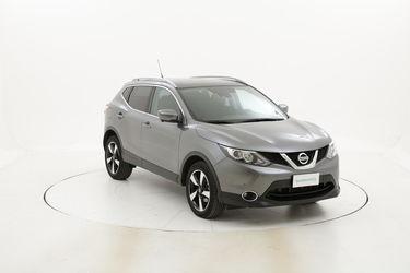 Nissan Qashqai usata del 2017 con 33.014 km