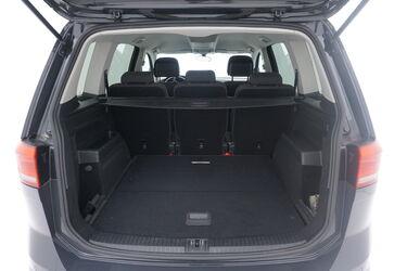Bagagliaio di Volkswagen Touran