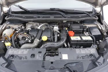 Vano motore di Renault Captur