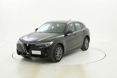 Alfa Romeo Stelvio usata del 2017 con 58.382 km