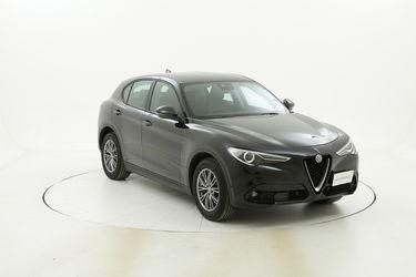 Alfa Romeo Stelvio usata del 2017 con 52.383 km