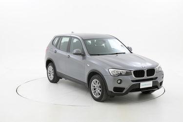 BMW X3 usata del 2016 con 117.234 km