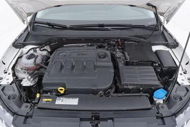 Vano motore di Seat Leon