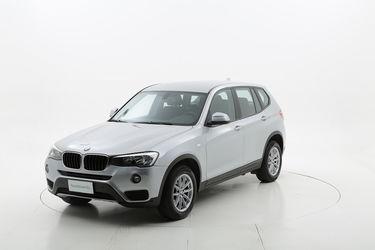 BMW X3 usata del 2017 con 56.884 km