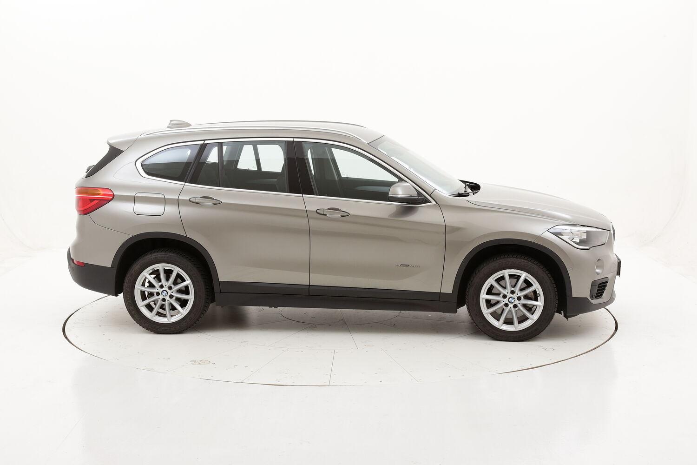 BMW X1 18d sDrive Business Aut. usata del 2017 con 49.765 km
