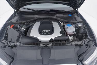 Vano motore di Audi A6