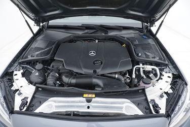 Mercedes Classe C  Vano motore