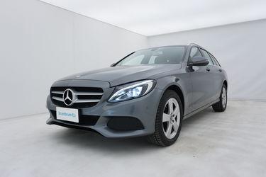 Mercedes Classe C     Da un'altra prospettiva