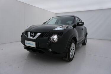 Visione frontale di Nissan Juke