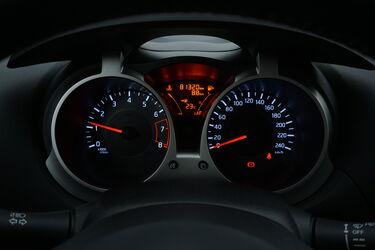Interni di Nissan Juke
