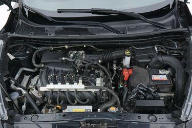 Vano motore di Nissan Juke