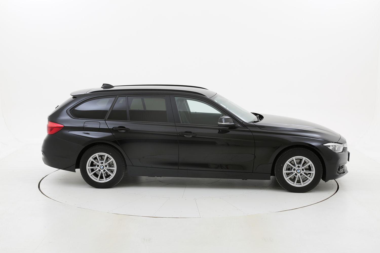 BMW Serie 3 Touring Business Advantage Auto km 0 diesel nera