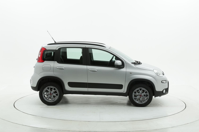 Fiat Panda 4x4 km 0 diesel argento