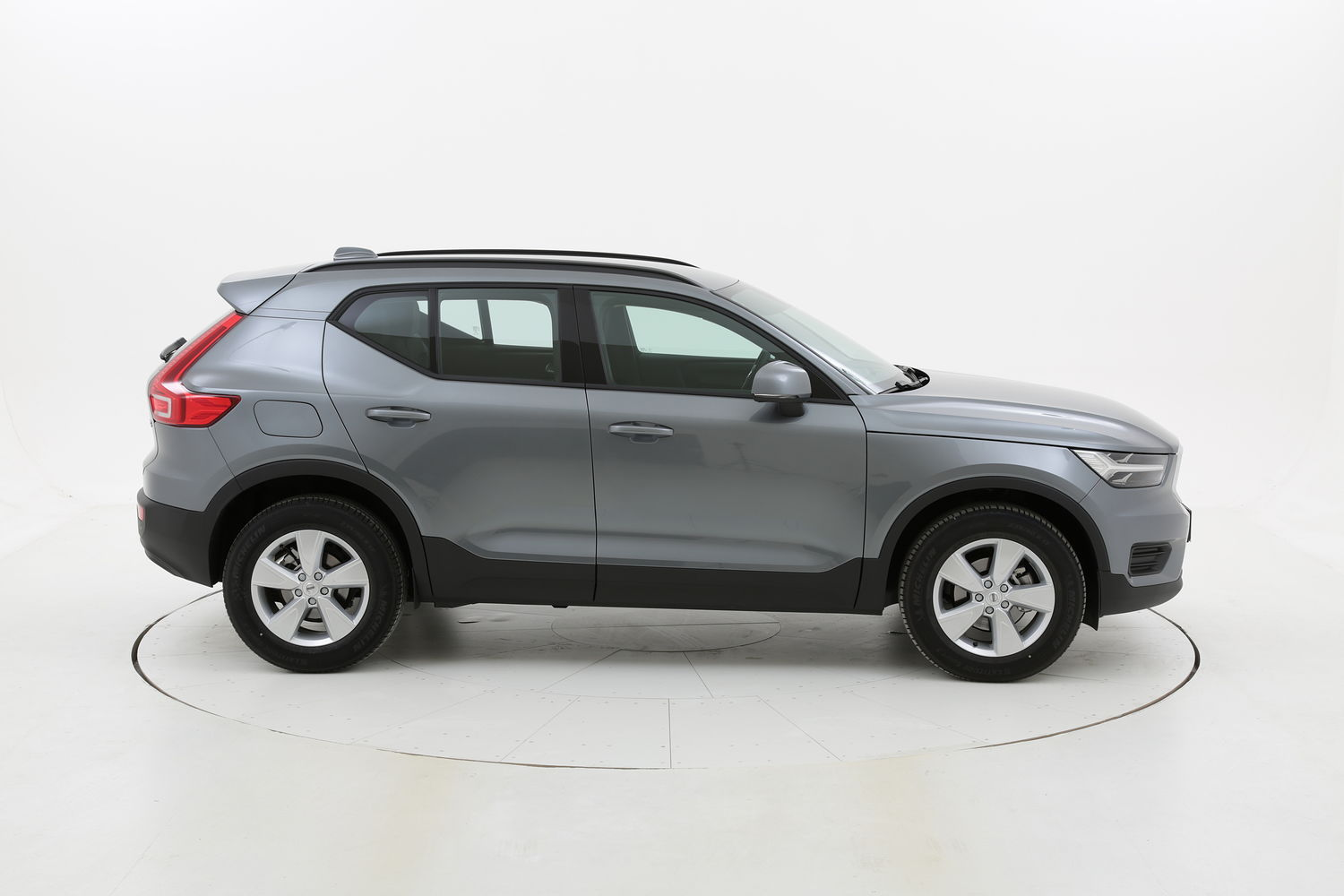 Volvo XC40 D3 Business Geartronic km 0 diesel grigia
