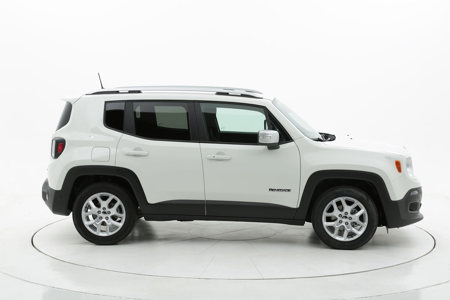 Jeep Renegade Limited MY18 km 0 diesel bianca