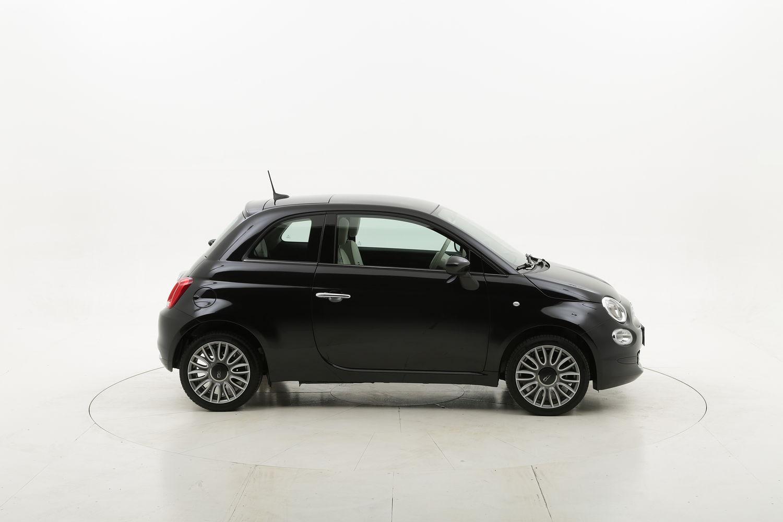 Fiat 500 Lounge km 0 benzina nera